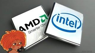 Intel Core i5 4670K vs AMD FX-8350, тест от Антохи