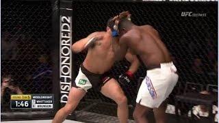 """UFC - Robert """"The Reaper"""" Whittaker vs Derek Brunson - UFC FIGHT NIGHT AUSTRALIA - FULL FIGHT"""