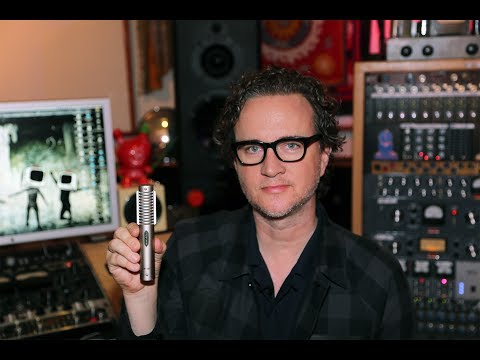 Greg Wells on Recording With Royer Ribbon Microphones
