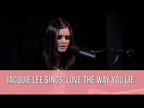 Jacquie Lee - 'Love the Way You Lie Part II' (Rihanna Cover)