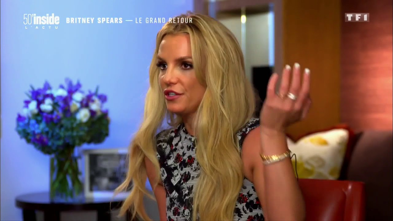 Britney Spears 50 Minutes Inside Interview Youtube