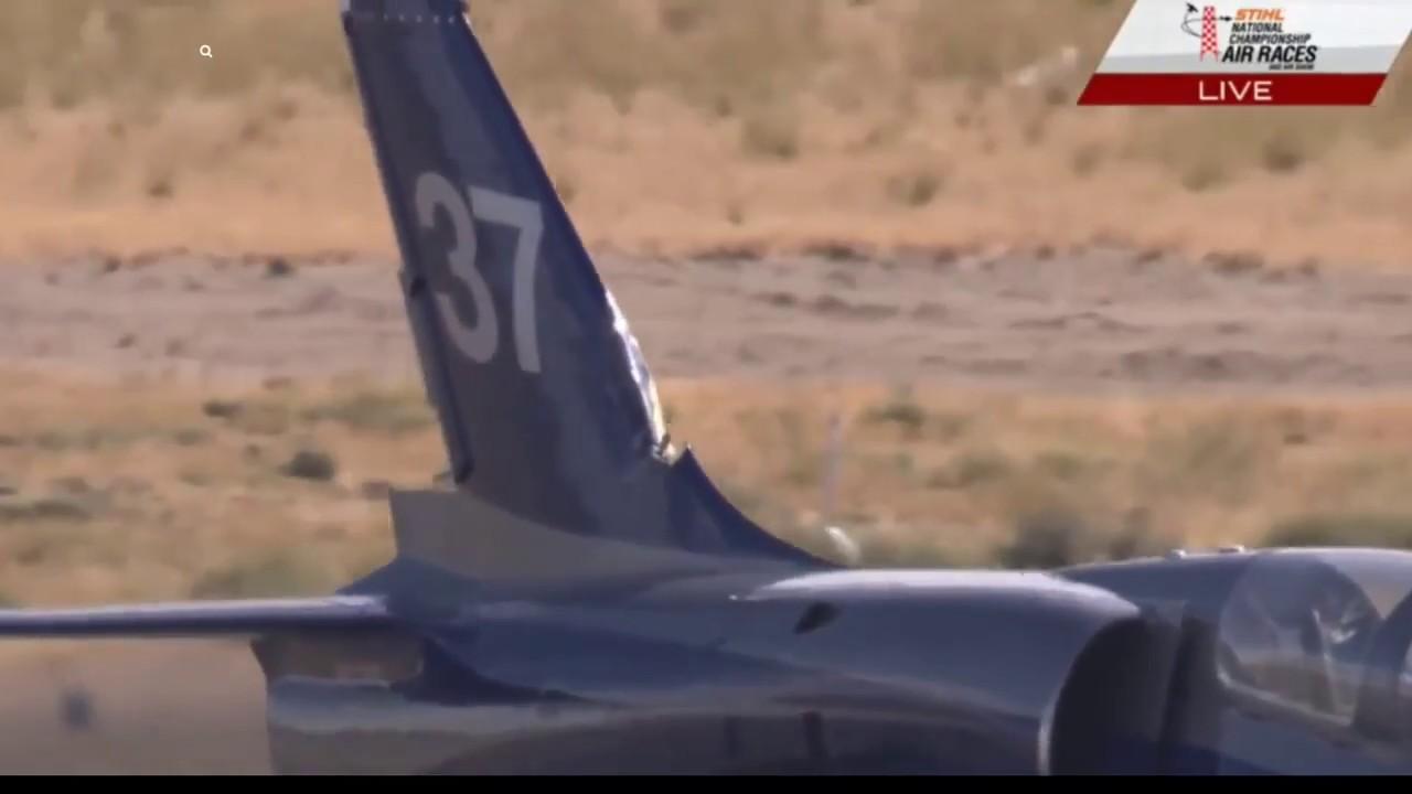 Reno Air Races 2018 L39 Midair Collision