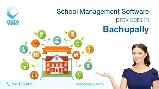 school management software system providers in Bachupally