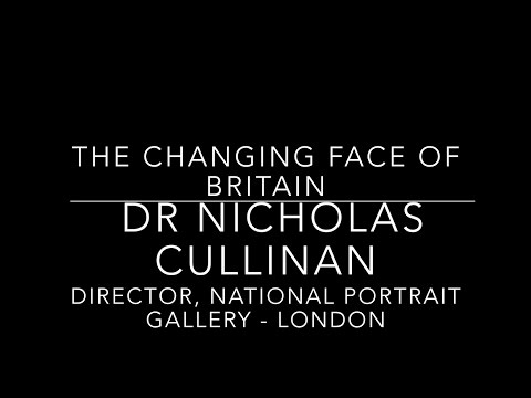 Nicholas Cullinan - 'The Changing Face of Britain'