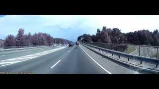 Уроки вождения видео 6