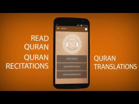 Quran Mp3 App | Android and iOS | RabbiApps