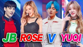 The Most UNIQUE KPOP VOICES
