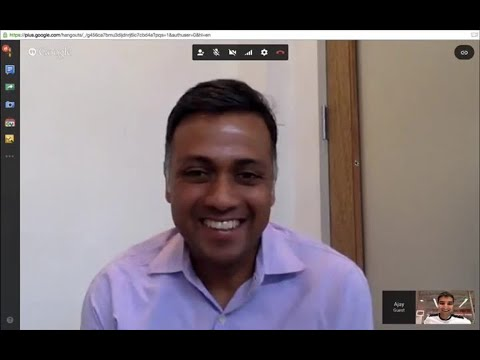 Ajay Agarwal - Video Interview