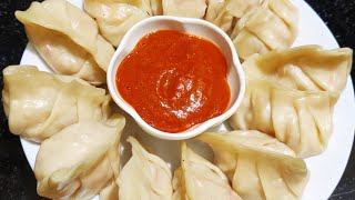 How to make Home made easy steamed Chicken Momos - By Mili Dutta