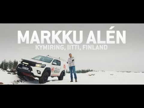 Markku Alén, KymiRing pohja-aika Hyötyajoneuvokeskus