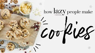 2 COOKIES, ONE DOUGH | baking with meghan |∙ BAKEMAS DAY 11