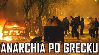 """Niebezpieczna """"13 dzielnica"""" w Atenach - Grecja - Urbex History"""