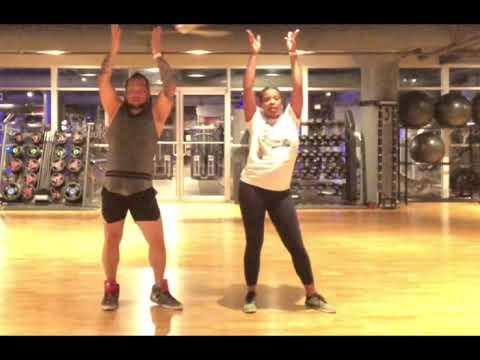 How do you sleep? Sam Smith Freestyle Dance Fitness Gabriel Sánchez