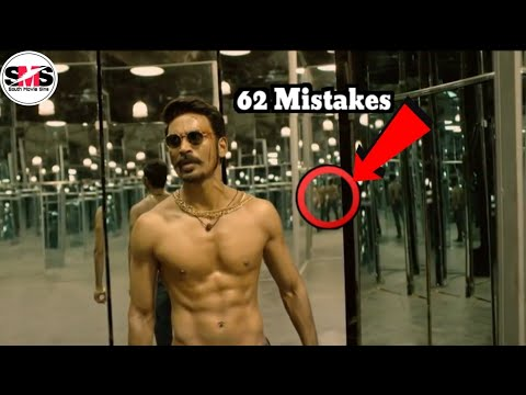 Download (62 Mistakes) In Maari 2 Full Hindi Dubbed Movie _ Plenty Mistakes In Maari 2| Dhanush,Sai pallavi
