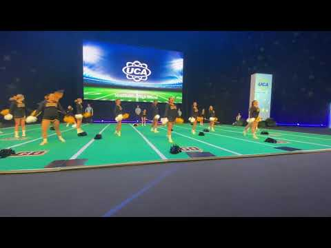 Middlesboro High School Game day Competition Semi- Final Nationals
