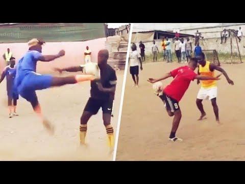 Top 15 craziest African skills | Oh My Goal