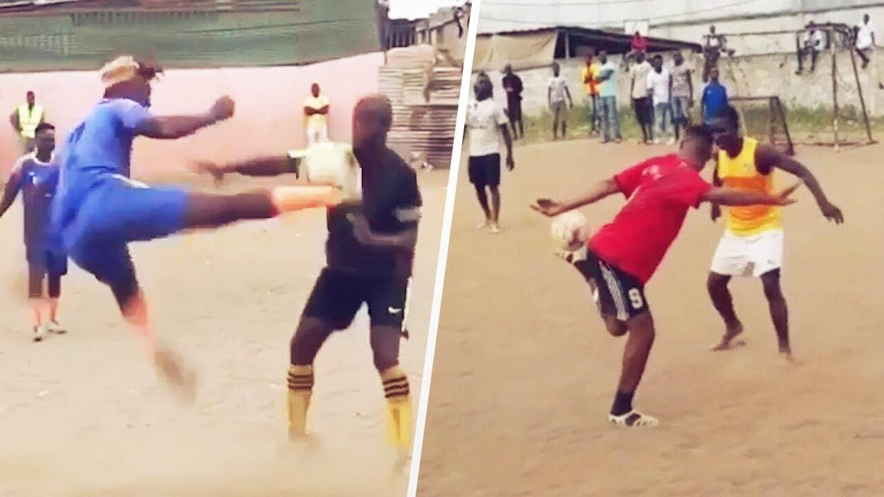 Download Top 15 craziest African skills   Oh My Goal