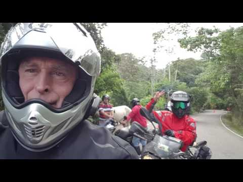 Scott's Motorcyle Tour of Colombia, South America
