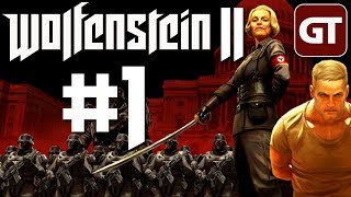 Thumbnail für das Wolfenstein 2: The New Colossus Let's Play
