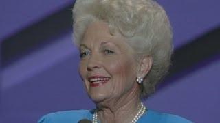 Video Ann Richards' 1988 DNC speech download MP3, 3GP, MP4, WEBM, AVI, FLV November 2018