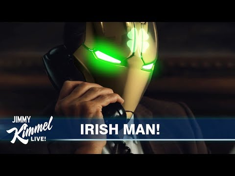 Marvel meets The Irishman in bizarre mash-up video