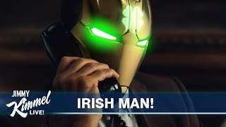 Marvel Meets The Irishman