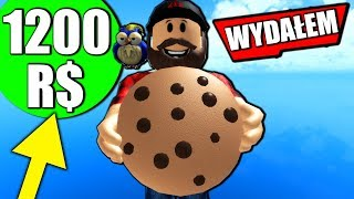 I SPENT 1200 R $ ON A COOKIE DIET | ROBLOX #admiros