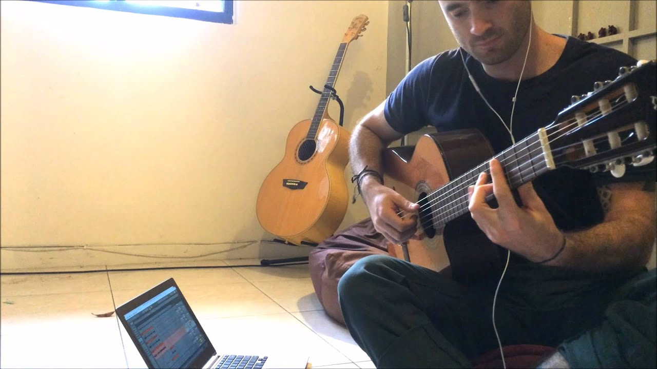 Dialated Peoples - Worst Comes to Worst - Guitar (Cover) - YouTube