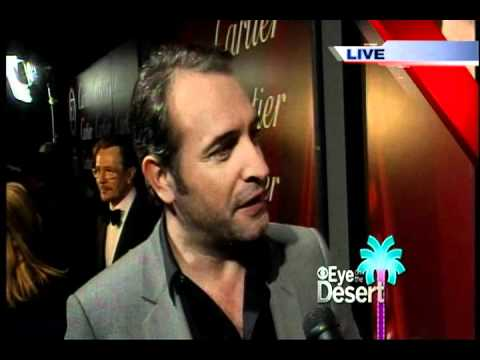Jean Dujardin at the Palm Springs International Film Festival