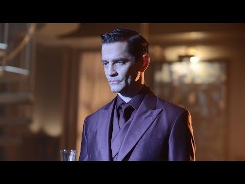 Gotham: James Frain Season 2   NYCC 2015