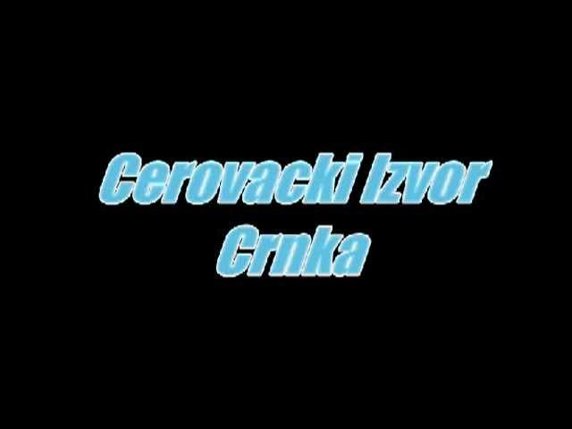 Cerovacki Izvor 2011 - Crnka
