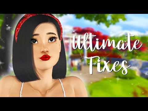 ULTIMATE SIMS 3