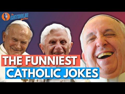 The Funniest Catholic Jokes & The Catholic Card Game | The Catholic Talk Show