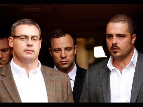 Oscar Pistorius Clashes With Prosecutor Over Picture Of Reeva Steenkamp - Trial Day 19