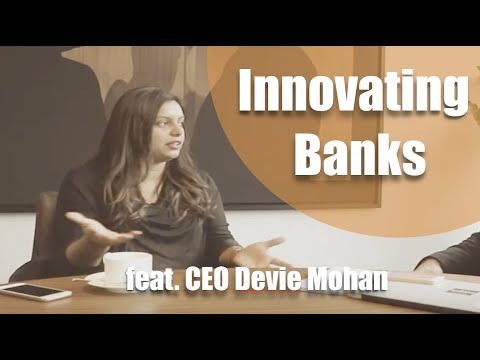 EP.20: How to Run Innovation at Banks and Not Waste Millions (Top 5 Tips) #MakerZone