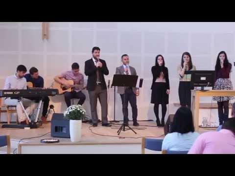 Evanghelizare 19.09.2015 Sonderborg Danemarca, Florin Ianovici si Alin Jivan