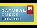 Natural Cures for Erectile Dysfunction ED Impotence Philadelphia PA - Cure Erectile Dysfunction ED