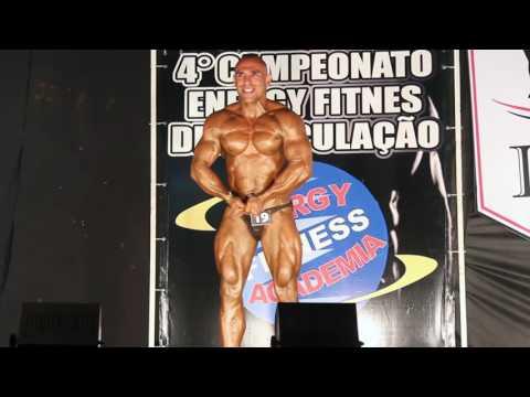 Fabio Ferreira - 4o. Energy Fitness em Jandira - LPM-NABBA 2016