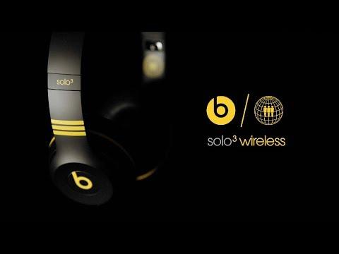 Third Man Hardware Spotlight On... Beats Solo3 Wireless Limited Edition Headphones
