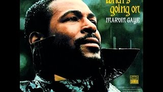 Marvin Gaye - What´s Going On - 1971 (With Lyrics)