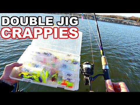 pre-spawn-crappie-fishing-w/-deadly-double-jig-rig!!!