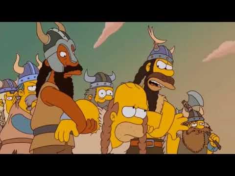 Симпсоны - самые смешные моменты (Мо идёт из грязи в князи)