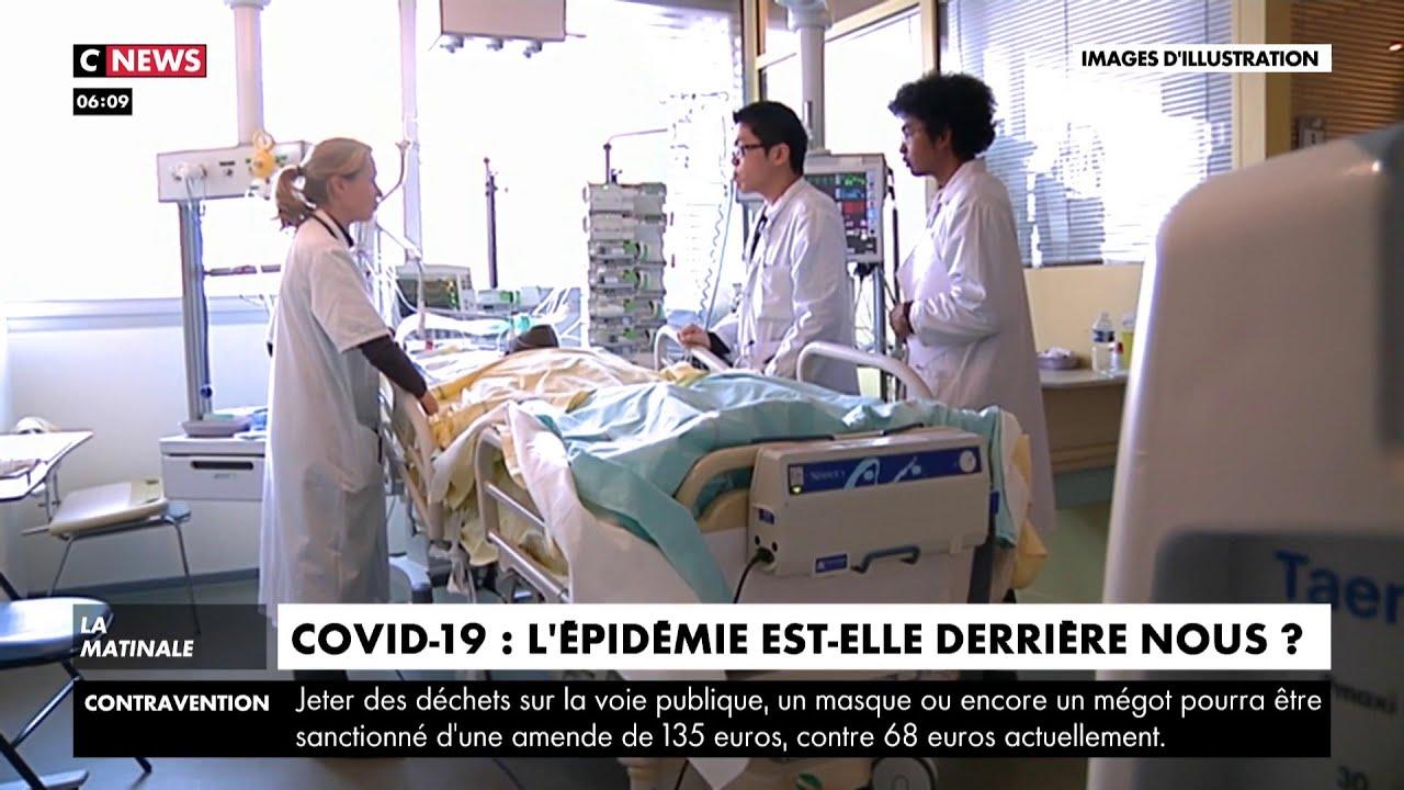 Covid-19 : l'épidémie est-elle derrière nous ?