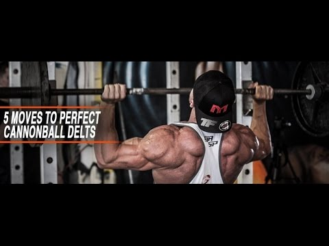 Top Tips For Perfect Cannonball Delts | Just The Tips | Tiger Fitness