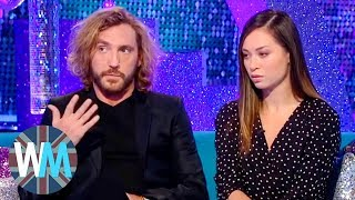 Top 10 Scandals on Strictly Come Dancing
