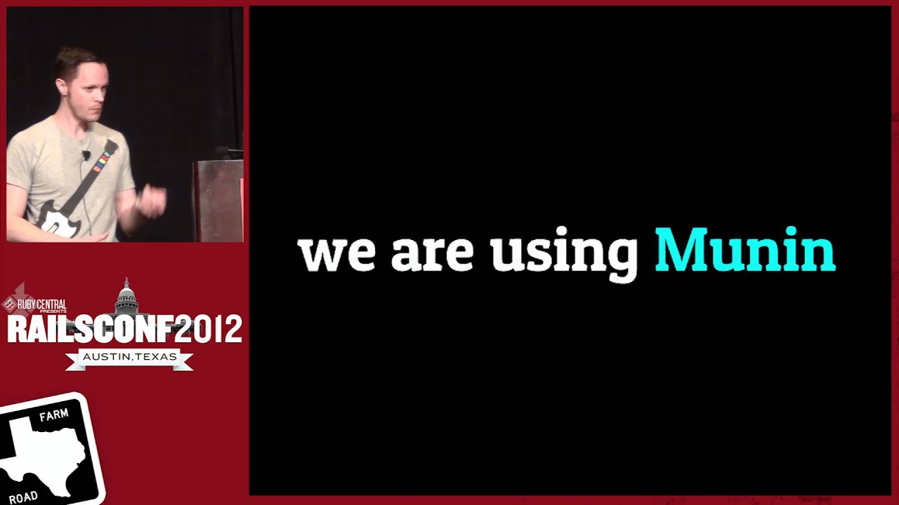 Rails Conf 2012 Stack Smashing by David Czarnecki