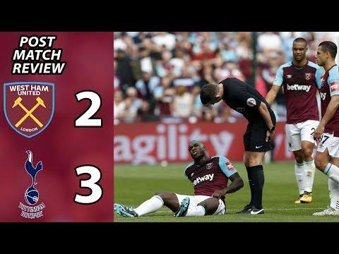 West Ham 2 Tottenham 3 | Post Match Pint