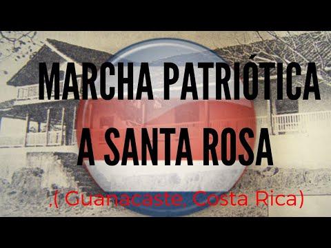 MARCHA PATRIÓTICA A SANTA ROSA, MÚSICA - YouTube