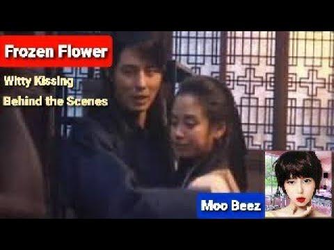 Download Frozen Flower  - witty Kissing behind the scenes  #koreandrama #koreanmovies
