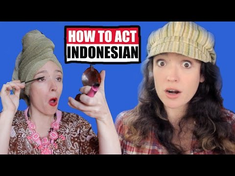 How to Act Indonesian #25